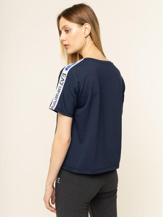 EA7 Emporio Armani EA7 Emporio Armani T-Shirt 3HTT26 TJ29Z 1554 Σκούρο μπλε Regular Fit