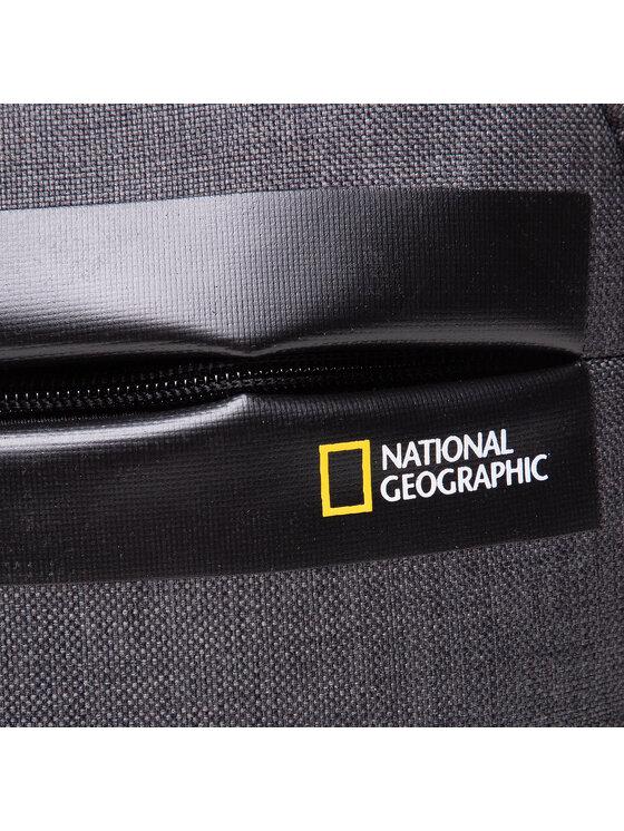 National Geographic National Geographic Saszetka Stream N13112.89 Czarny