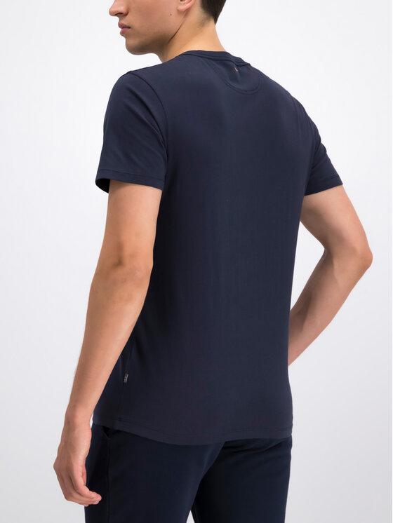 Napapijri Napapijri T-Shirt Sadrin N0YHX5 Granatowy Regular Fit