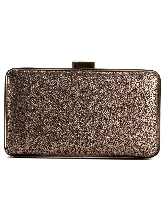 Coccinelle Coccinelle Дамска чанта YQ7 Leather Box Metal C1 YQ7 12 09 01 Златист