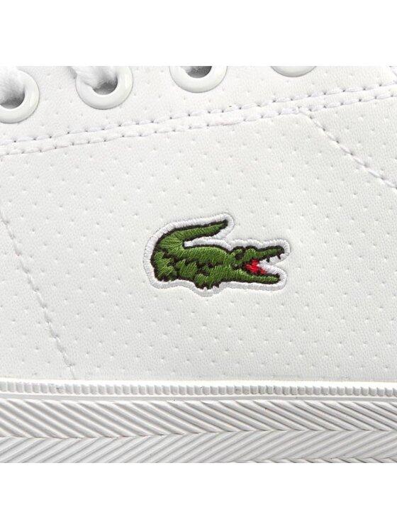 Lacoste Lacoste Sneakersy Marcel Lace Up 116 3 Spj 7-31SPJ0014042 Bílá