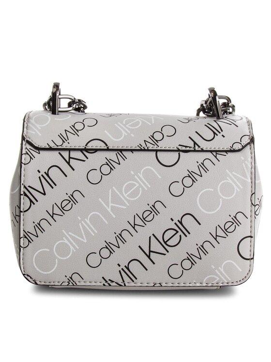Calvin Klein Calvin Klein Táska Ck Candy Small Cross K60K604383 Szürke