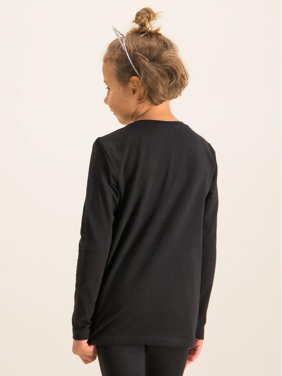 Liu Jo Kids Liu Jo Kids Блуза G69010 J0088 Черен Regular Fit