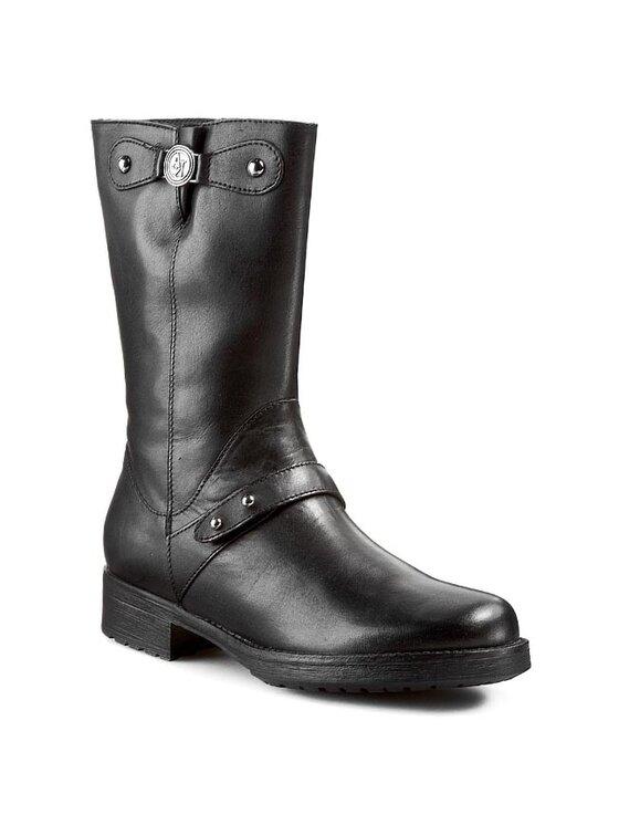 Armani Jeans Armani Jeans Bokacsizma Z55E1 61 12 Fekete