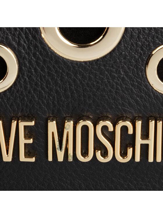 LOVE MOSCHINO LOVE MOSCHINO Torebka JC4076PP18LL0000 Czarny