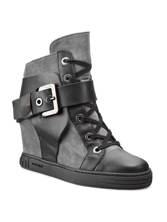 Baldinini Baldinini Sneakers 619059P63ZGASUNEGR SNE D.TR Nero