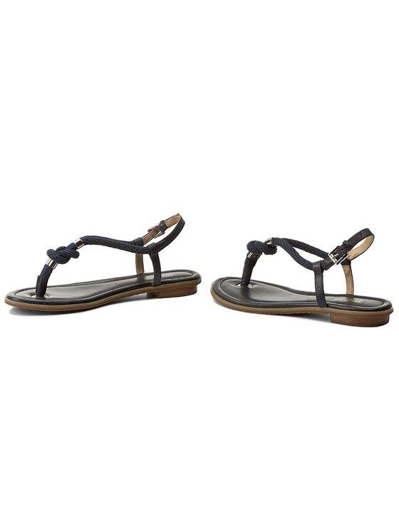 MICHAEL Michael Kors MICHAEL Michael Kors Flip-flops Holly Sandal 40T5HOFA2L Sötétkék