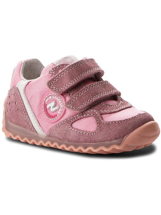Naturino Naturino Sneakersy Isao 0012012467.01.9105 M Różowy