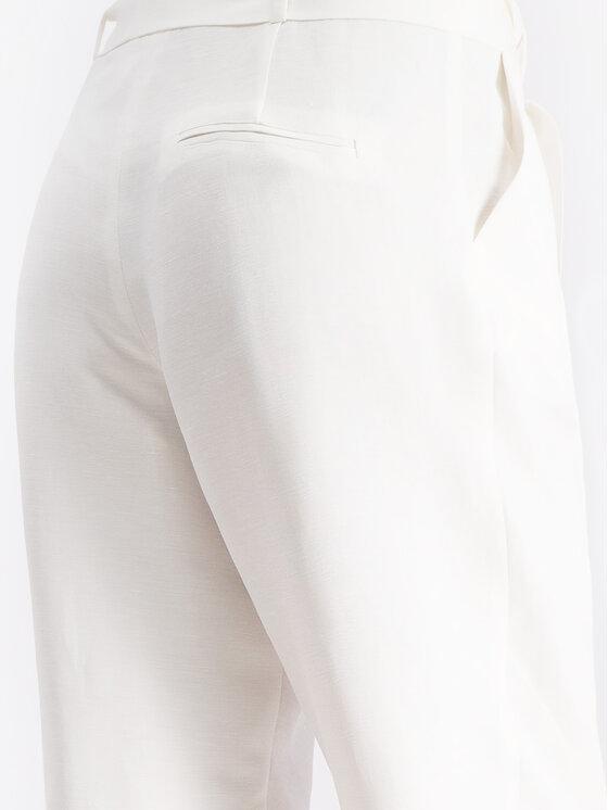 iBlues iBlues Текстилни панталони Cheer 71310892 Бял Regular Fit