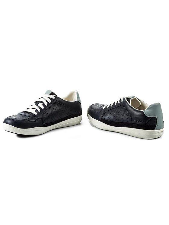 Geox Geox Pantofi U Hyperspace B U42U8B 00043 C4021 Albastru