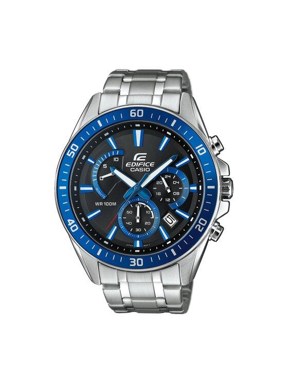 Casio Laikrodis EFR-552D-1A2VUEF Sidabrinė