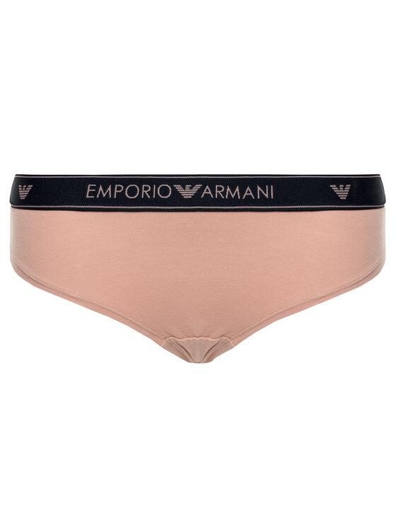 Emporio Armani Underwear Emporio Armani Underwear Дамски бикини тип бразилиана 163225 9A317 13270 Розов
