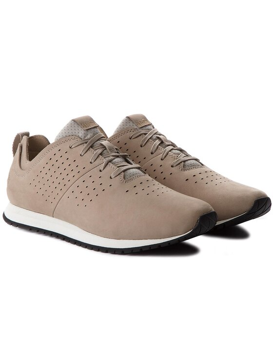 Timberland Timberland Sneakersy Retro Runner Oxford A1OFB Beżowy