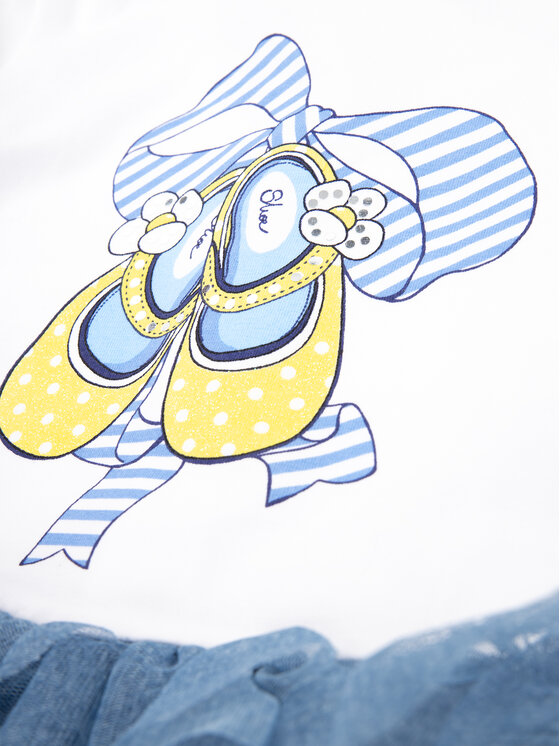 Mayoral Mayoral Hétköznapi ruha 1942 Kék Regular Fit