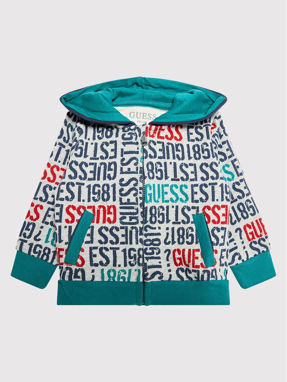 Guess Guess Dres I1BG01 KAV40 Szary Regular Fit