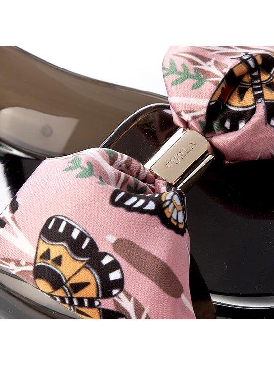 Furla Furla Slipper Candy 885742 S Y980 GRF Schwarz