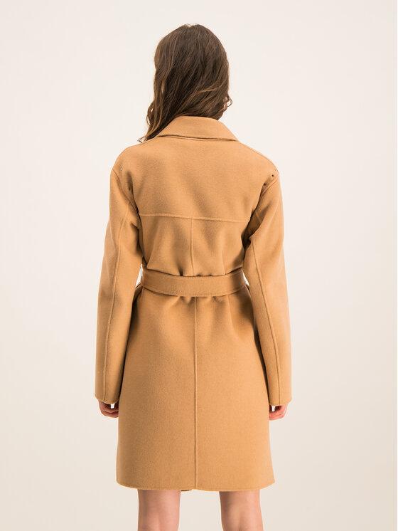 Liu Jo Liu Jo Prechodný kabát C69041 T8681 Hnedá Regular Fit