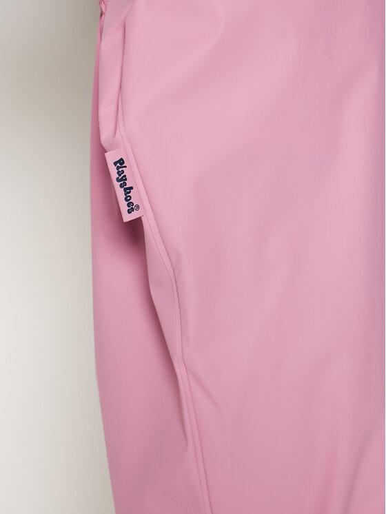 Playshoes Playshoes Spodnie przeciwdeszczowe 405424 D Różowy Regular Fit