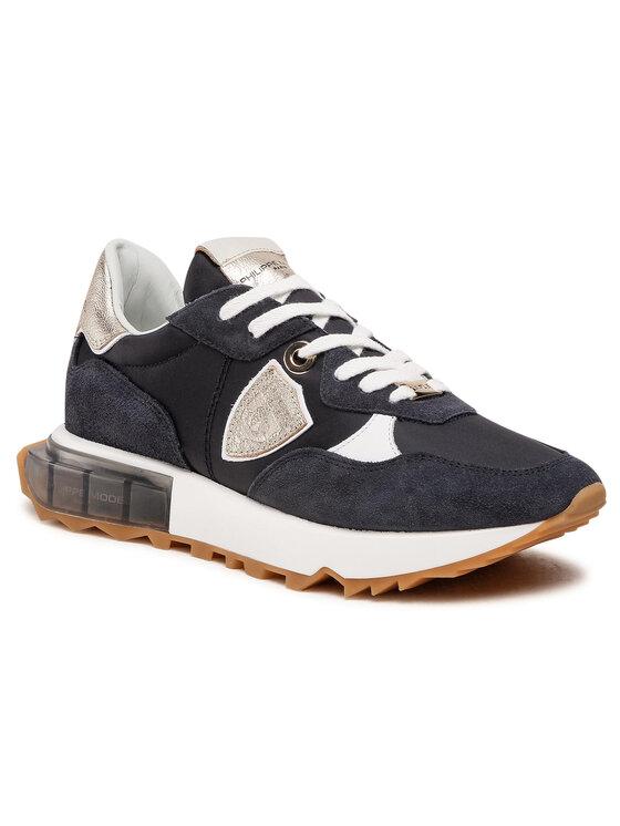 Philippe Model Laisvalaikio batai La Rue LRLD W010 Juoda