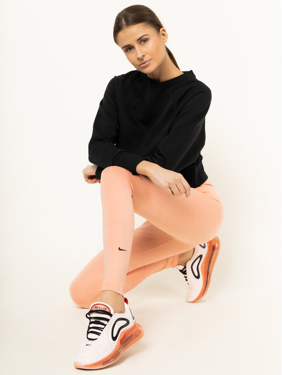 Nike Nike Legginsy One AJ8827 Różowy Tight Fit