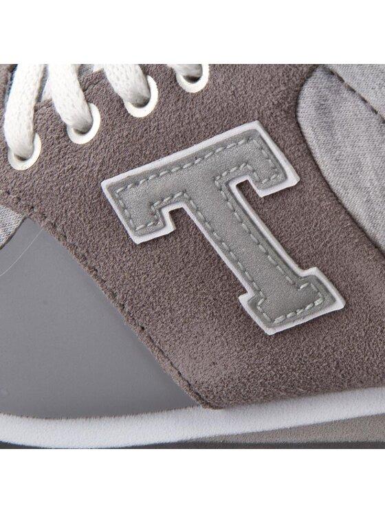 Tommy Hilfiger Tommy Hilfiger Sneakersy Phoenix 3C2 FW0FW00860 Sivá