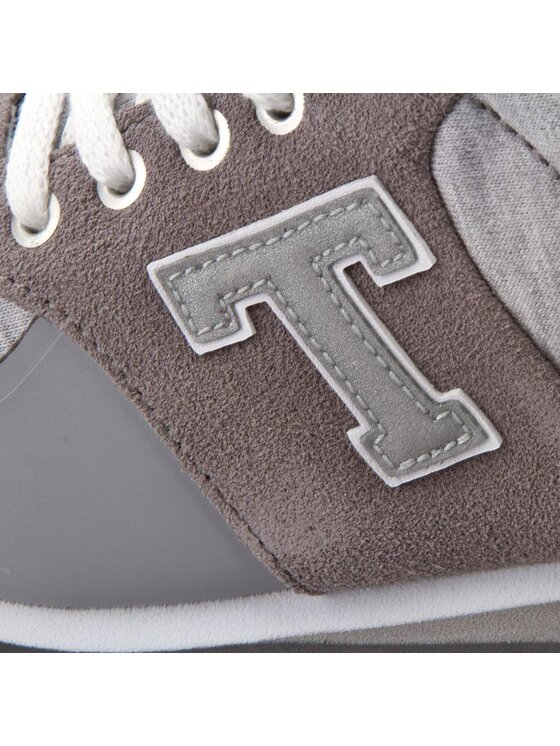 Tommy Hilfiger Tommy Hilfiger Sneakersy Phoenix 3C2 FW0FW00860 Szary