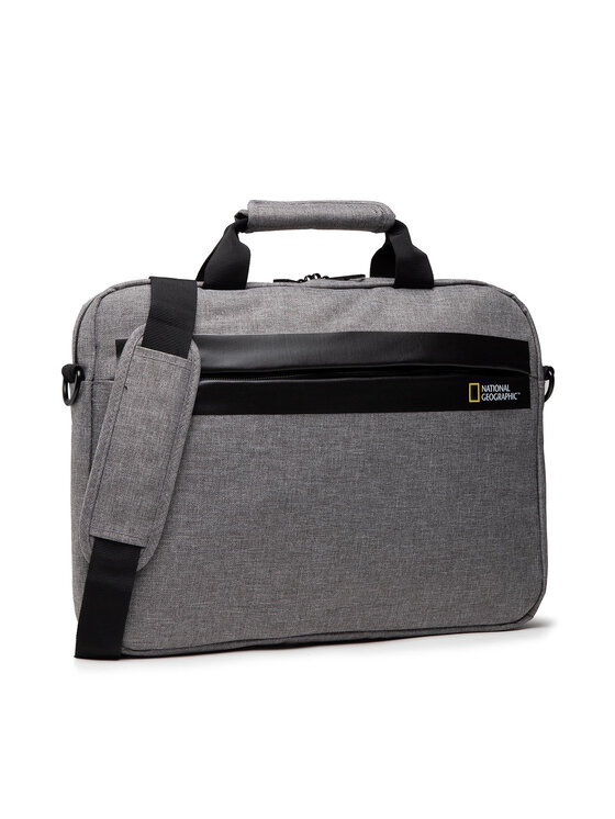 National Geographic National Geographic Torba na laptopa Brief Case N13106.22 Szary