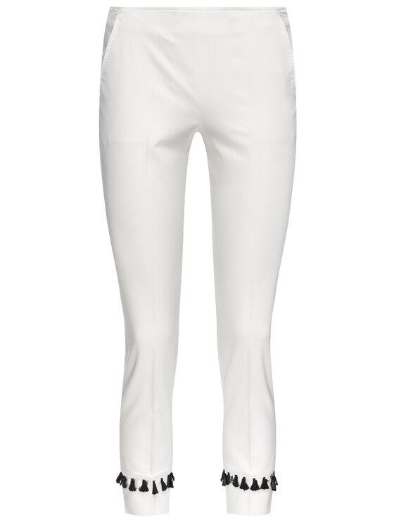Pennyblack Pennyblack Chinos 21310919 Fehér Slim Fit