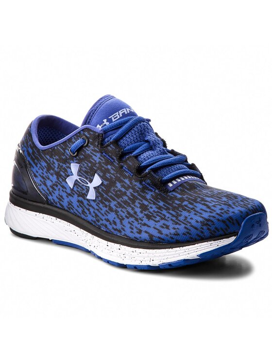 Under Armour Under Armour Topánky Ua W Charged Bandit 3 Ombre 3020120-500 Tmavomodrá