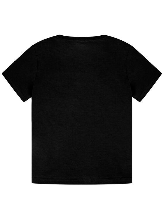 Quiksilver Quiksilver T-Shirt The Full EQBZT04141 Czarny Regular Fit