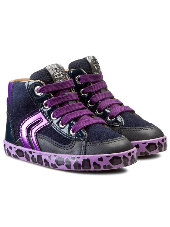 Geox Geox Обувки B Kiwi G.B B54D5B 02243 C4077 Тъмносин