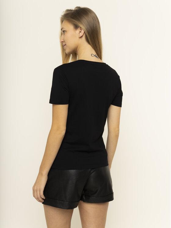 Guess Guess T-shirt Roxy W01I0J JA900 Nero Regular Fit