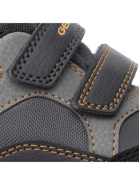 Geox Geox Обувки J Atreus B.B Wpf BJ947GB 0BU04 C0070 M Сив