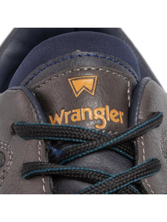 Wrangler Wrangler Сникърси Sequoia Patch WM92141A Сив