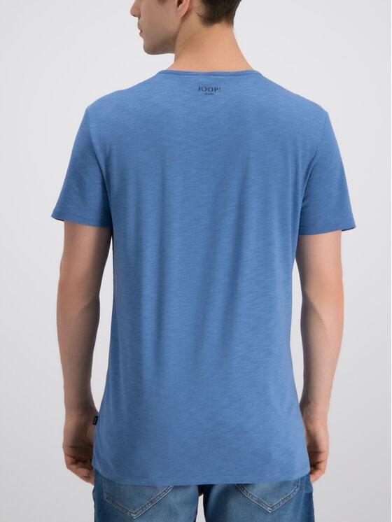 Joop! Jeans Joop! Jeans T-Shirt 30014595 Tmavomodrá Regular Fit