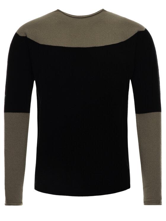 Marella Marella Pullover Gerbera 33661496200 Schwarz Regular Fit