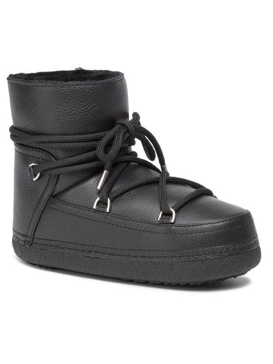 Inuikii Batai Boot 70101-89 Juoda