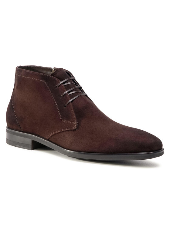 Fabi Auliniai batai FU01691 Ruda