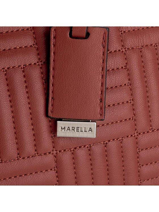 Marella Marella Τσάντα Dina 65160365 Κόκκινο