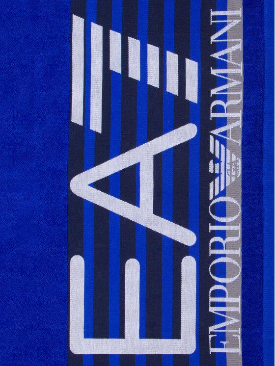 EA7 Emporio Armani EA7 Emporio Armani Handtuch 904004 9P787 24633 Blau