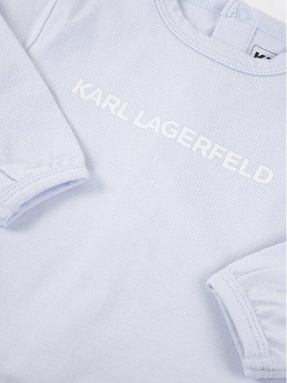 KARL LAGERFELD KARL LAGERFELD Śpiochy Z97030 Niebieski Regular Fit