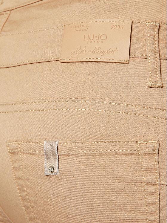 Liu Jo Liu Jo Jeansy WA1058 T7144 Brązowy Slim Fit