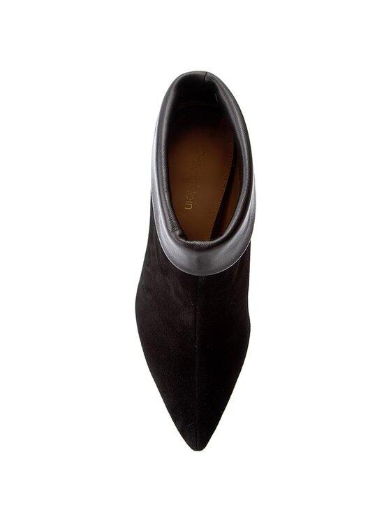 Calvin Klein Calvin Klein Botine Searra E4588 Negru