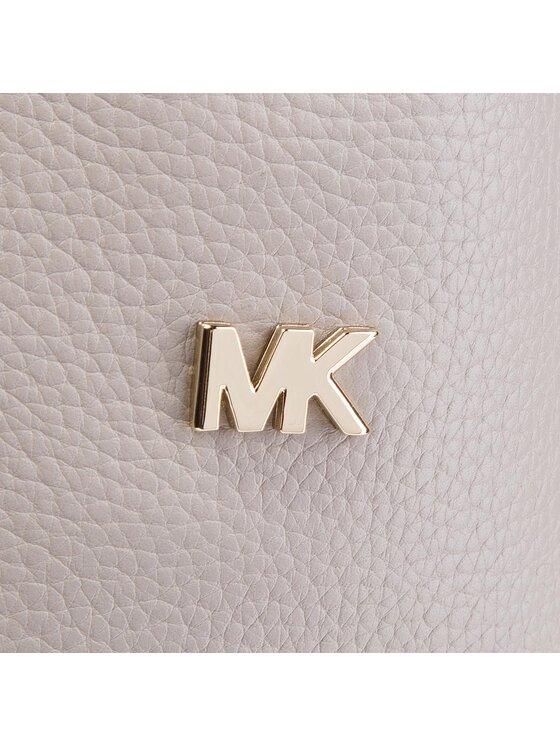 MICHAEL Michael Kors MICHAEL Michael Kors Handtasche Junie 30T8TX5T3L Grau
