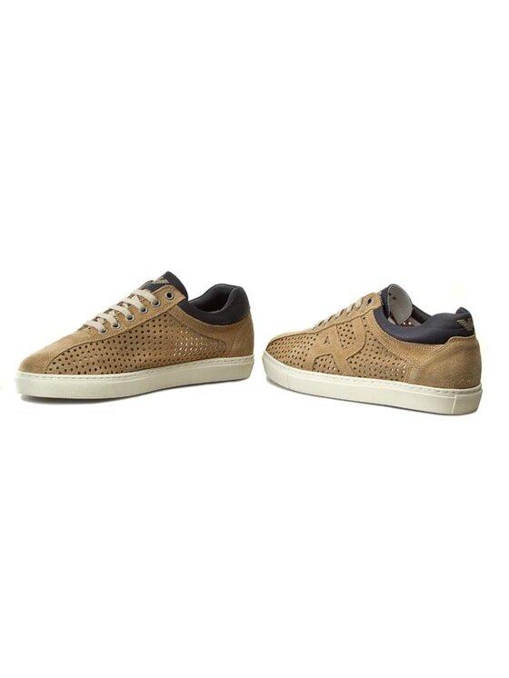Armani Jeans Armani Jeans Sneakersy A6574 Z2 31 Beżowy