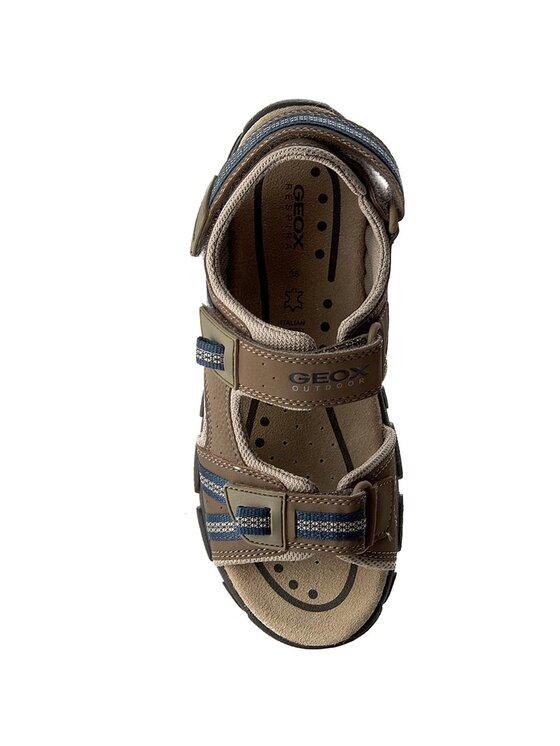 Geox Geox Sandale J S. Strada A J4224A 0CE14 C0947 D Maro