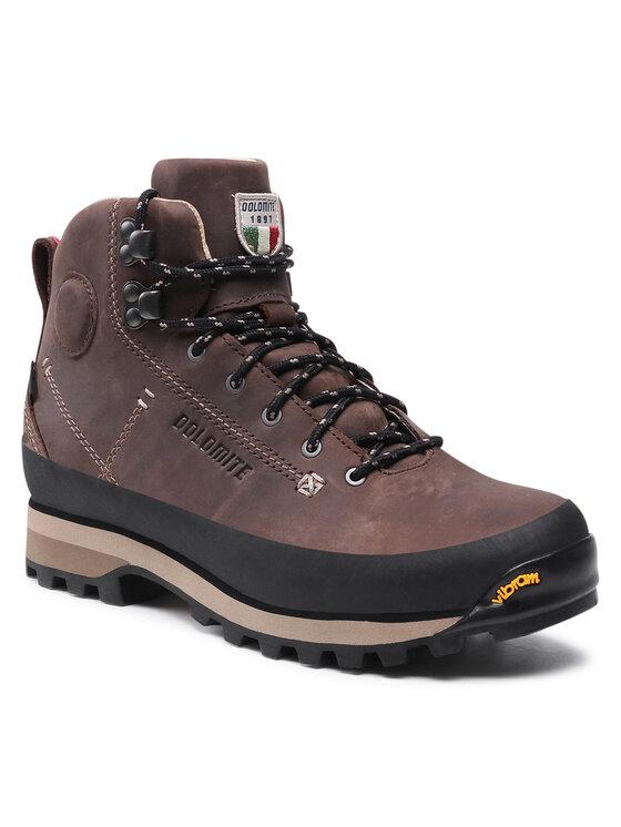 Dolomite Turistiniai batai Cinquantaquattro Trek Gtx GORE-TEX 271852-300 Ruda