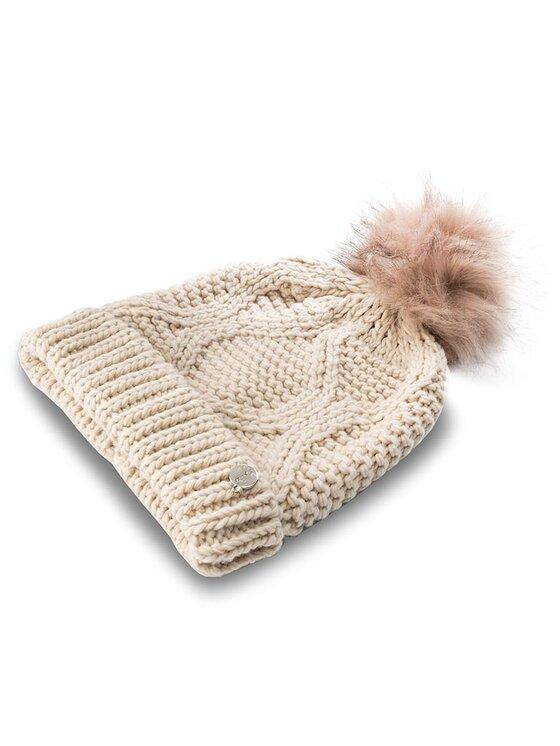 Guess Guess Sapka Not Coordinated Wool AW6801 WOL01 M Bézs