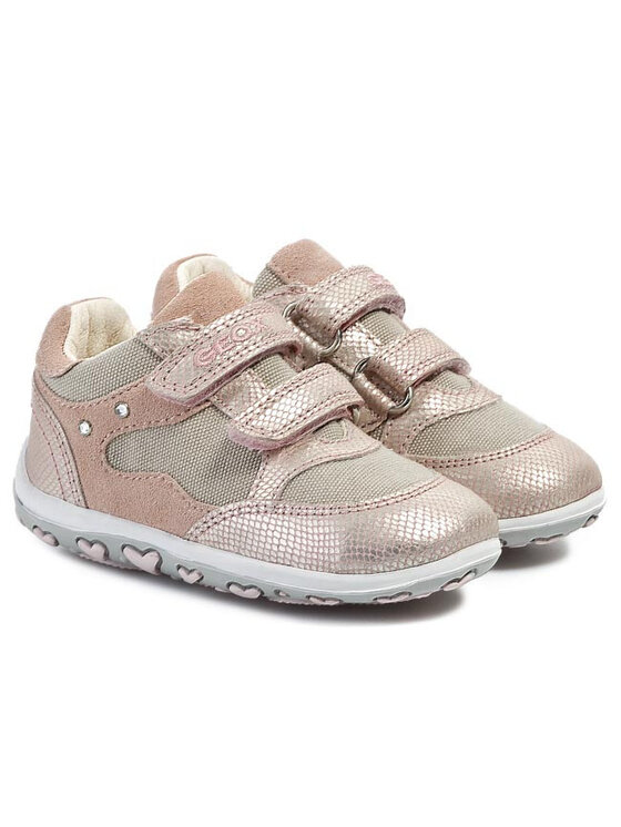 Geox Geox Обувки B B42E6B 0BS10 C8011 Розов