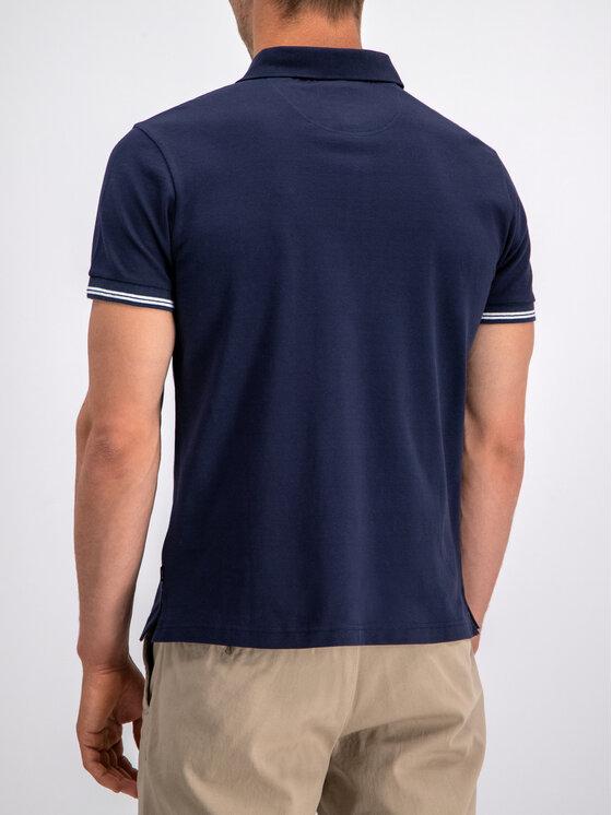 JOOP! Jeans Joop! Jeans Polokošeľa 30014378 Tmavomodrá Regular Fit